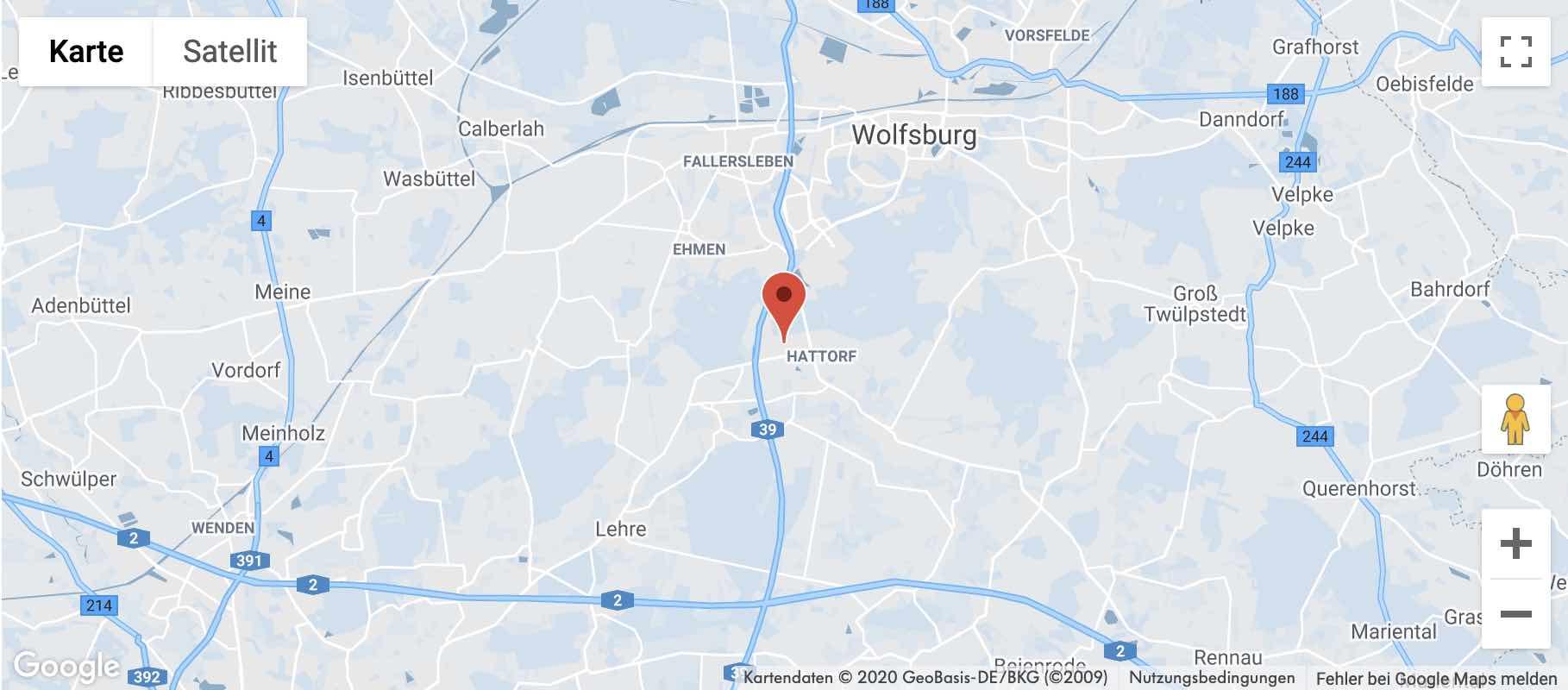 google maps anfahrt